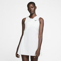 Maria Damen-Tenniskleid - Weiß, size: XL
