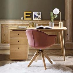 Schreibtisch Goa, im skandinavischen Design, Breite 144 cm