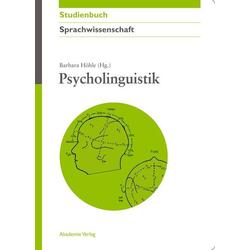 Psycholinguistik: eBook von