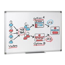 Whiteboard, magnettafel, 1500x1000 mm