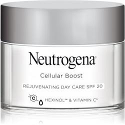 Neutrogena Cellular Boost verjüngende Tagescreme SPF 20 50 ml