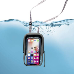 NITE Ize Mobiltelefontasche RunOff Phone Schwarz NI-ROPC-09-R3