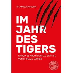Im Jahr des Tigers als Buch von Angelika Dr. Sodian/ Angelika Sodian