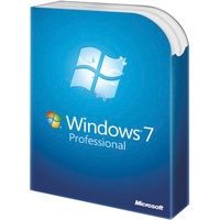 Microsoft Windows 7 Professional SP1 32-Bit OEM EN