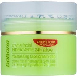 Babaria Aloe Vera Feuchtigkeitscreme mit Aloe Vera 50 ml