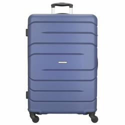 Nowi Milano 5.0 4-Rollen Trolley 75 cm blau