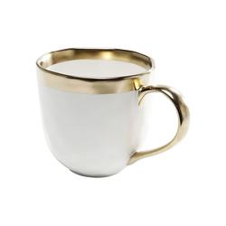 KARE Geschirr-Set Tasse Bell (10-tlg), Stein u. Keramik