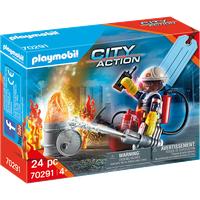 Playmobil City Action Geschenkset Feuerwehr