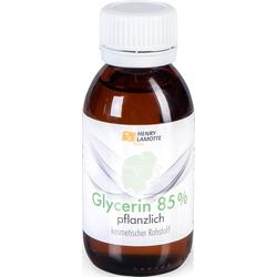 GLYCERIN 85% PFLAN KOS ROH