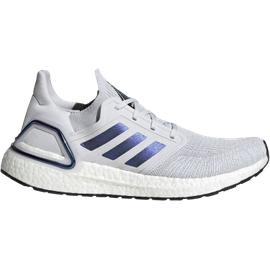 adidas Ultraboost 20 M dash grey/boost blue violet met/core black 42 2/3
