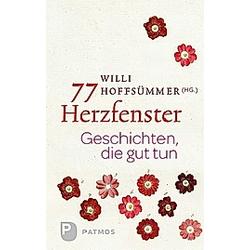 77 Herzfenster - Buch