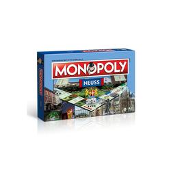 Winning Moves Spiel, Brettspiel Monopoly Neuss