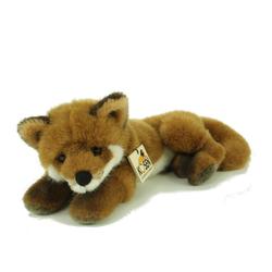Kösen Kuscheltier Fuchs Pauline 30 cm liegend (Füchse Babyfuchs Fuchsbaby Plüschtiere, Füchse, Plüschtiere, Stofftiere, Spielzeug)