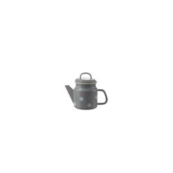 Neuetischkultur Teekanne Teekanne Retro, Teekanne grau