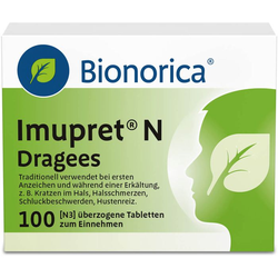 IMUPRET N Dragees 100 St.