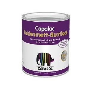 Caparol Capalac Seidenmatt Buntlack 750ml RAL 7016 Antrazitgrau