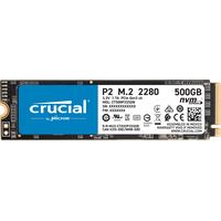 Crucial P2 500 GB M.2