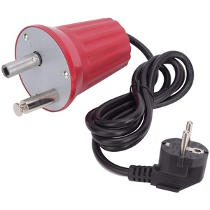 Ladieshow Grillmotor, Elektro-Grillmotor für Spiessgarnitur, Langer Haltbarkeit und Robustem Körper für Grill, geringes Geräusch