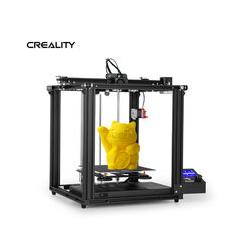 Kit de bricolage d'imprimante 3D Creality 3D haute precision 5 Pro avec mise a niveau de la carte