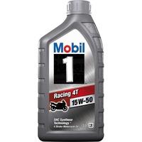 Mobil 1 Racing 4T 15W-50 1 Liter