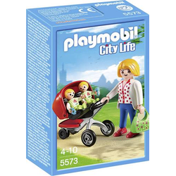 Playmobil Zwillingskinderwagen