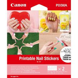Canon NL-101 Bedruckbare Fingernagel-Sticker - 24 Sticker