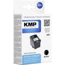 KMP KMP Tintenpatrone H75 Schwarz 1719,4001 Tintenpatrone