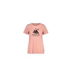 Maloja T-Shirt Maloja Shirt Turetta rosa S