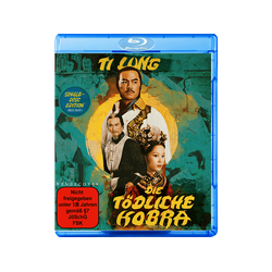 Ti Lung - Die tödliche Kobra Blu-ray