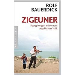 Zigeuner. Rolf Bauerdick  - Buch