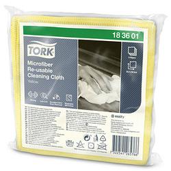 6 TORK   Mikrofasertücher