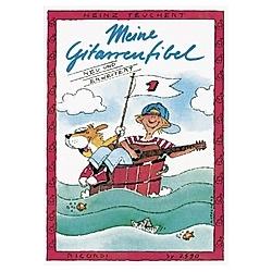 Meine Gitarrenfibel. Heinz Teuchert  - Buch