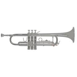 Bach TR650S B-Trompete versilbert