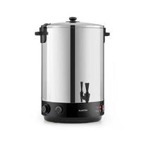 Klarstein KonfiStar 40 Einkochautomat Getränkespender 2500W 40L 110°C 120min Edelstahl