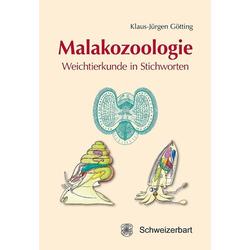 Malakozoologie als Buch von Klaus-Jürgen Götting