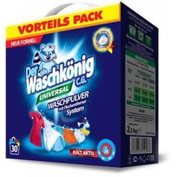 Der Waschkönig Universal Waschpulver 2400 g