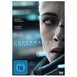 Underwater - DVD  Filme