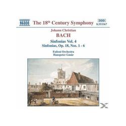Hanspeter Failoni Orchestra & Gmür, Gmür/Failoni Orchester - Sinfonias Vol.4 (CD)