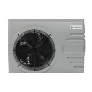 Comfortpool CP-16007 Inverter Pro 8 Pool-Heizung Schwimmbad-Wärmepumpe Wärmetauscher für Pools bis 40m³ 8kW weiß