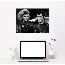 Posterlounge Wandbild, Grease 40 cm x 30 cm