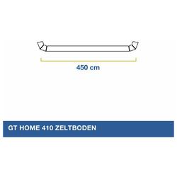 Gentletent GT Home 410 Zeltboden