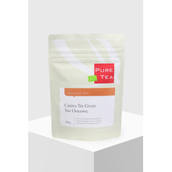 Pure Tea China Tie Guan Yin Oolong 100g loser Tee