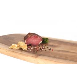 Kaiserstückl geräucherter Schweinelachs, vakumiert, ca. 300g - Metzgerei Rinner