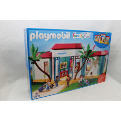 Playmobil 9539 Family Fun Ferienhotel