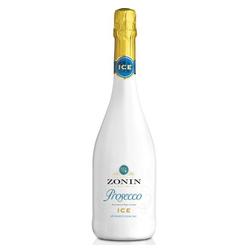 Zonin Prosecco ICE Spumante passt hervorragend als Cocktail 750ml 3er Pack