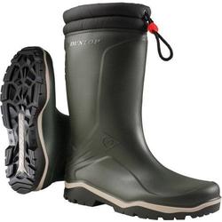 Dunlop Winterstiefel Blizzard, Gr. 45, grün