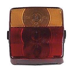 JOKON-Schlussleuchte - Blink-Brems-Schlussleuchte, links oder rechts 103 x 100 x 55 mm