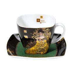 Goebel Tasse Adele Bloch-Bauer Artis Orbis Gustav Klimt, Porzellan