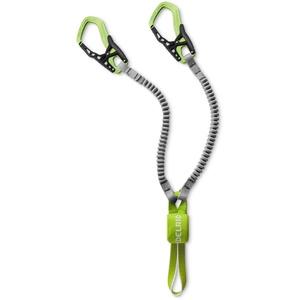 Edelrid Cable Kit VI Klettersteigset grün/grau 2021 Klettersteigsets