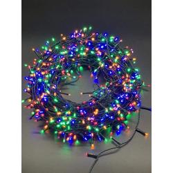 Natsen LED-Lichterkette, 750er 50M Bunte Lichterketten 8 Leuchtmodi für Indoor & Outdoor Wasserdicht IP44, Lichterkette für Party Weihnachten Hochzeit Garten Festival